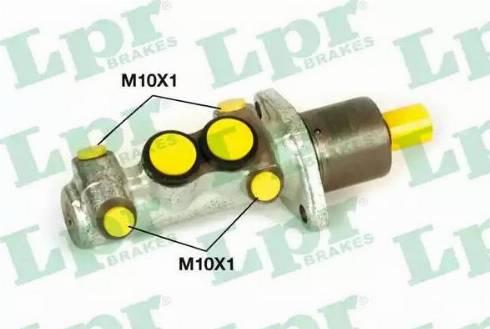 LPR 1803 - Главный тормозной цилиндр autodnr.net