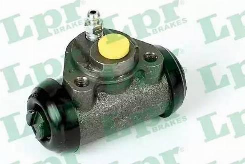 LPR 4400 - Колесный тормозной цилиндр autodnr.net