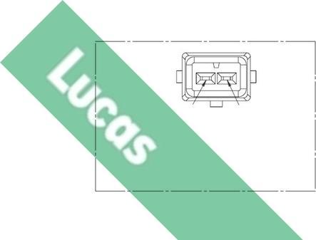 LUCAS SEB464 - Датчик частоты вращения, ступенчатая коробка передач avtokuzovplus.com.ua