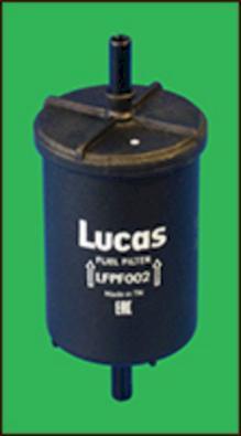 Lucas Filters LFPF002 - Топливный фильтр car-mod.com