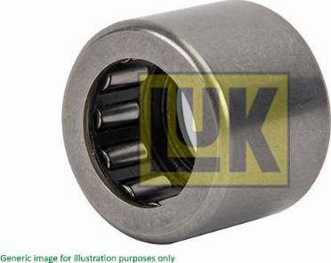 LUK 410 0036 10 - Центрирующий опорный подшипник, система сцепления car-mod.com