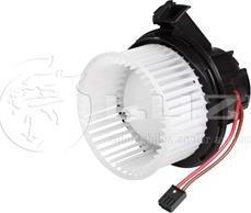 Luzar LFH1550 - Электродвигатель, вентиляция салона car-mod.com