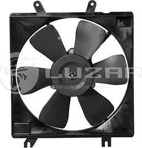 Luzar LFK 08A1 - Вентилятор, охлаждение двигателя autodnr.net