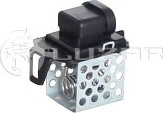Luzar LFR 0966 - Дополнительный резистор, электромотор - вентилятор радиатора autodnr.net