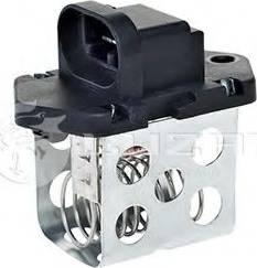 Luzar LFR 0969 - Дополнительный резистор, электромотор - вентилятор радиатора autodnr.net