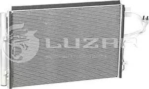 Luzar LRAC08X0 - Конденсатор, кондиционер car-mod.com