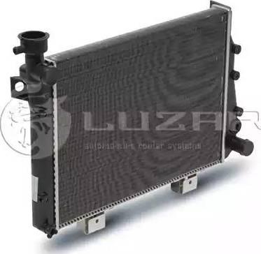 Luzar lrc-01070 - Радиатор, охлаждение двигателя autodnr.net