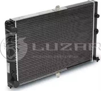 Luzar lrc-01080 - Радиатор, охлаждение двигателя autodnr.net