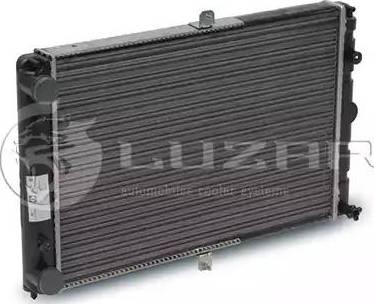 Luzar lrc01082 - Радиатор, охлаждение двигателя autodnr.net