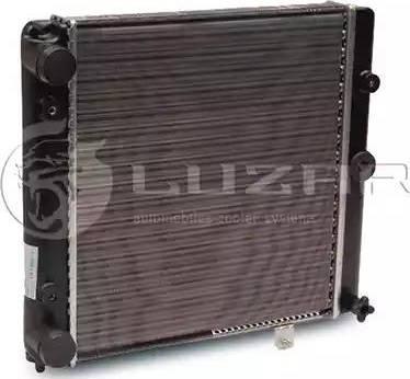 Luzar lrc-0111 - Радиатор, охлаждение двигателя autodnr.net