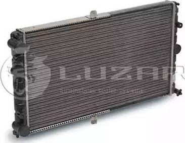 Luzar lrc-01120 - Радиатор, охлаждение двигателя autodnr.net