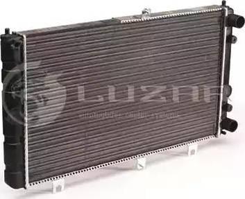 Luzar lrc-0127 - Радиатор, охлаждение двигателя autodnr.net