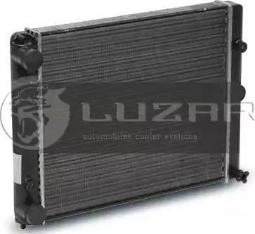 Luzar lrc-0410 - Радиатор, охлаждение двигателя autodnr.net