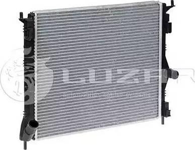 Luzar LRc 0938 - Радиатор, охлаждение двигателя autodnr.net