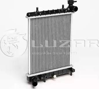 Luzar LRc HUAc94150 - Радиатор, охлаждение двигателя autodnr.net
