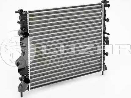 Luzar LRc RELo04334 - Радиатор, охлаждение двигателя autodnr.net