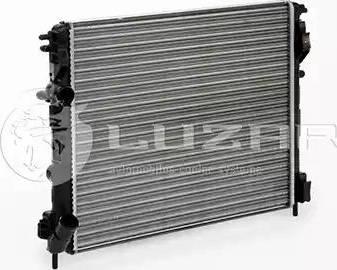 Luzar LRc RELo04382 - Радиатор, охлаждение двигателя autodnr.net