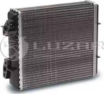 Luzar lrh0106 - Теплообменник, отопление салона autodnr.net