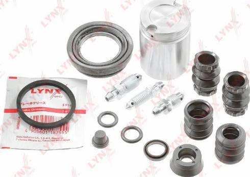 LYNXauto BC6090 - Ремкомплект, тормозной суппорт avtokuzovplus.com.ua