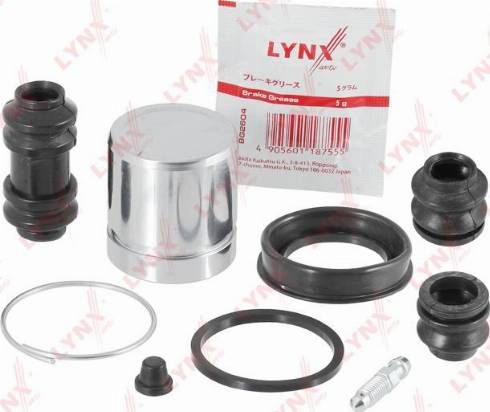 LYNXauto BC-6208 - Ремкомплект, тормозной суппорт avtokuzovplus.com.ua
