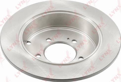 LYNXauto BN-1396 - Тормозной диск autodnr.net