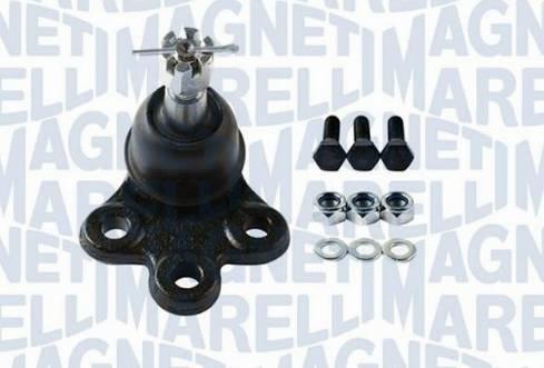 Magneti Marelli 301191618080 - Болт крепления, рычаг car-mod.com