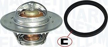 Magneti Marelli 352317001330 - Термостат, охлаждающая жидкость autodnr.net
