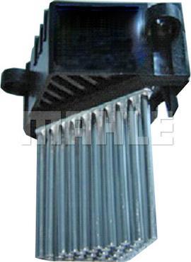 Mahle Original ABR 55 000S - Регулятор, вентилятор салона car-mod.com