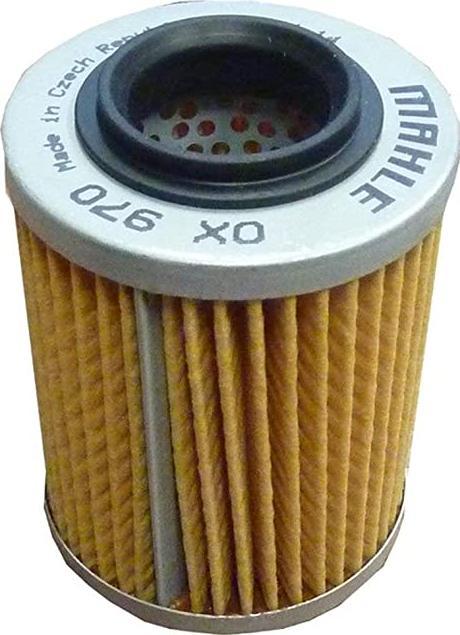 Mahle Original OX 970 - Масляний фільтр autocars.com.ua