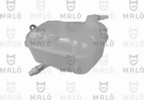Malò 117081 - Бачок, радиатор autodnr.net