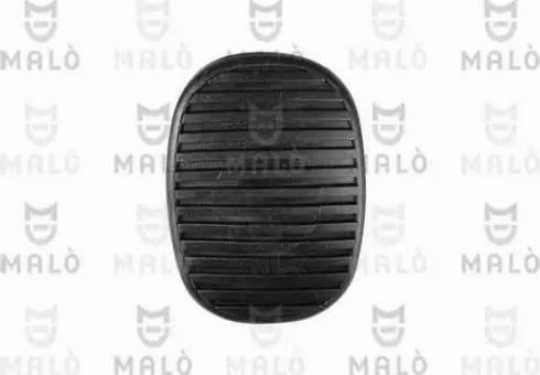 Malò 14923 - Накладка на педаль, педаль сцепления autodnr.net