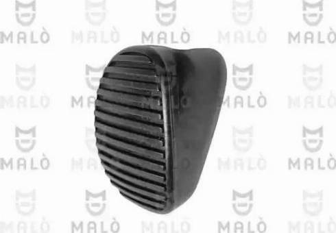 Malò 14924 - Педальные накладка, педаль тормоз autodnr.net