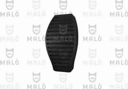 Malò 14986 - Накладка на педаль, педаль сцепления autodnr.net