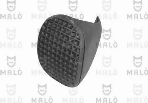 Malò 151991 - Педальные накладка, педаль тормоз autodnr.net