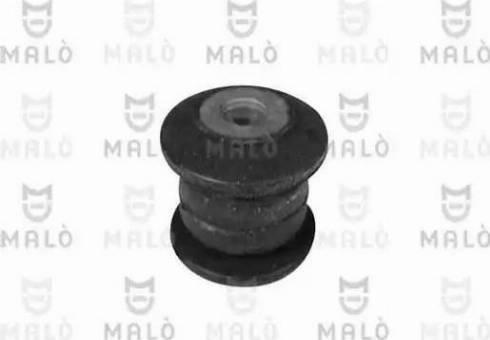 Malò 17421 - Сайлентблок, рычаг подвески колеса car-mod.com