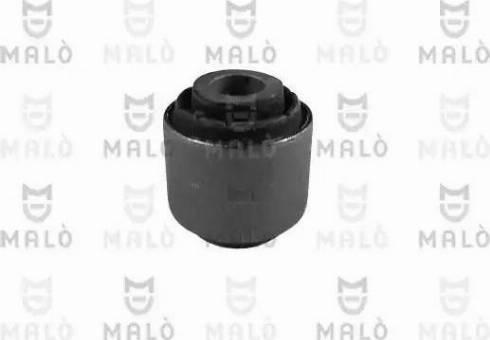 Malò 17463 - Сайлентблок, рычаг подвески колеса car-mod.com