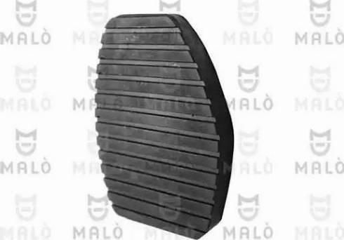 Malò 18310 - Накладка на педаль, педаль сцепления autodnr.net