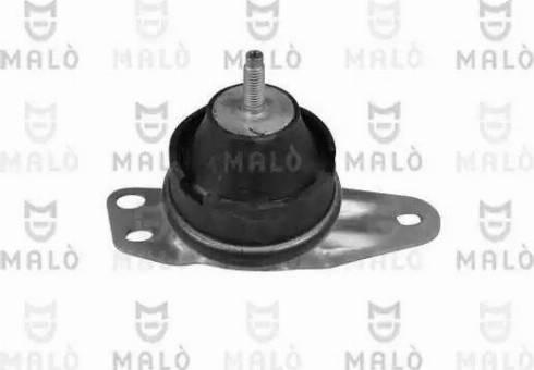 Malò 183982 - Подушка, підвіска двигуна autocars.com.ua