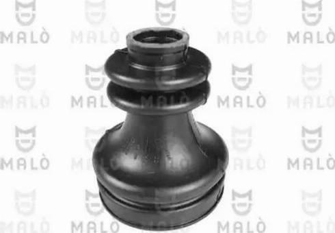 Malò 186073 - Пыльник, приводной вал autodnr.net