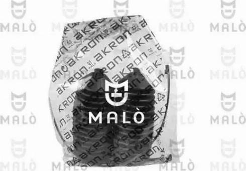 Malò 15627 - Комплект пылника, рулевое управление autodnr.net