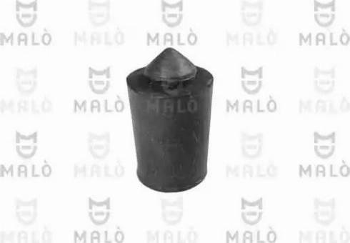 Malò 23423 - Стопорное кольцо, глушитель autodnr.net