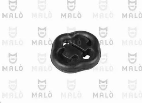 Malò 23455 - Стопорное кольцо, глушитель autodnr.net