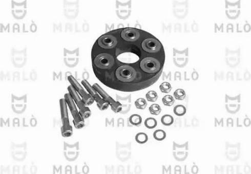 Malò 24029 - Эластичная муфта карданного вала car-mod.com
