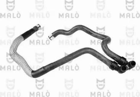 Malò 30031a - Шланг, теплообменник - отопление autodnr.net