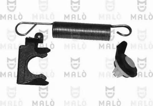 Malò 33177 - Ремкомплект, рычаг переключения car-mod.com
