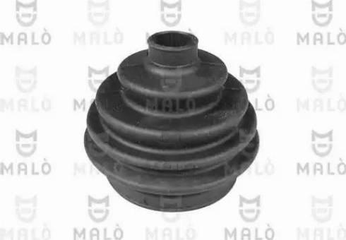 Malò 6929 - Пыльник, приводной вал car-mod.com