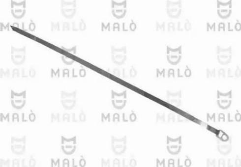 Malò 7443 - Удерживающая лента, топливный бак car-mod.com