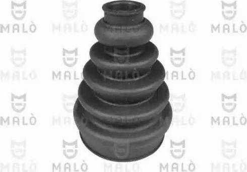 Malò 75254 - Пыльник, приводной вал autodnr.net