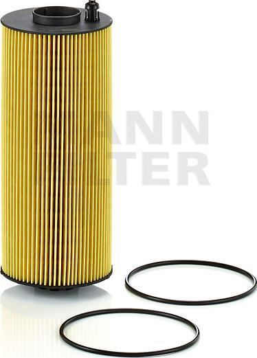 Mann-Filter HU 11 003 y - Масляний фільтр autocars.com.ua