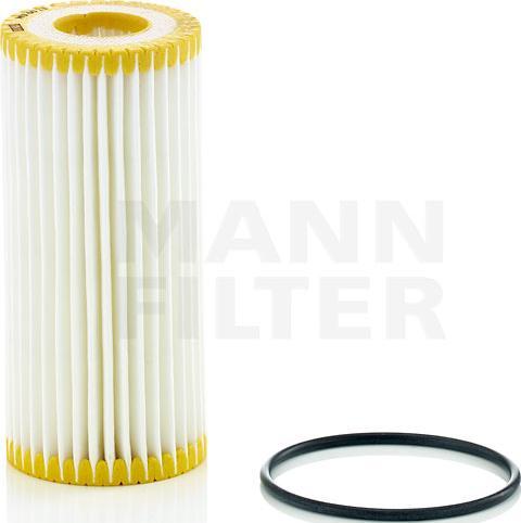 Mann-Filter HU 6013 z - Масляний фільтр autocars.com.ua